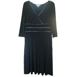Liz Claiborne Black Dress - Size 10